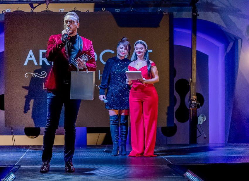 Avocatul Eugen Constantin Vidineac premiat la Barbati de Succes