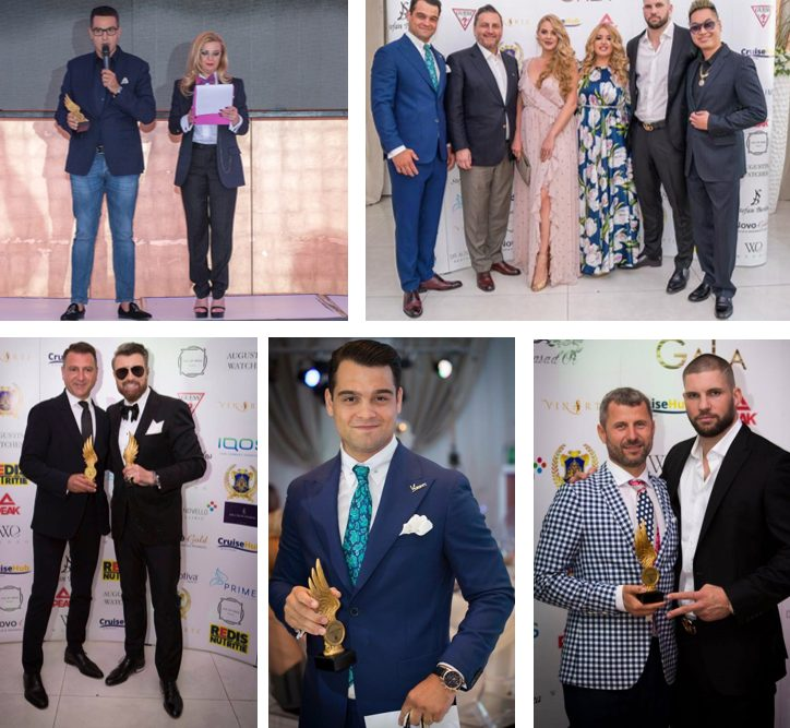 Bărbați de succes vor fi premiați la Gala I Success Celebrity Awards