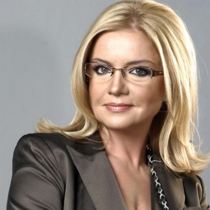 Cristina Țopescu a murit la doar 59 de ani.