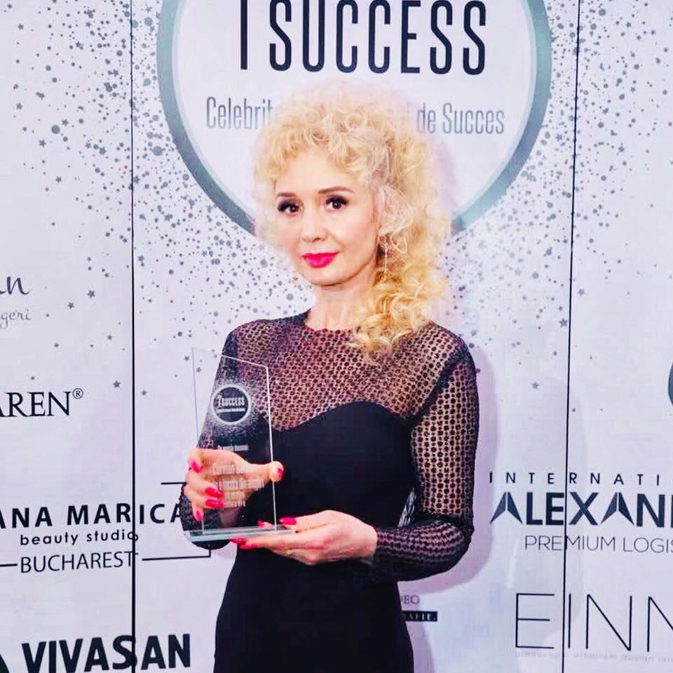Carmen Barcan – o femeie de succes