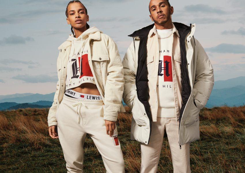 "Tommy Hilfiger si Lewis Hamilton continua dezvoltarea calatoriei sustenabilitatii si a mesajului ""Style for All"" prin co-creatia colectiei de toamna 2020"