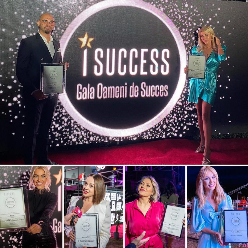 Clinica Beauty Art Aesthetics premiata in cadrul galei I Success