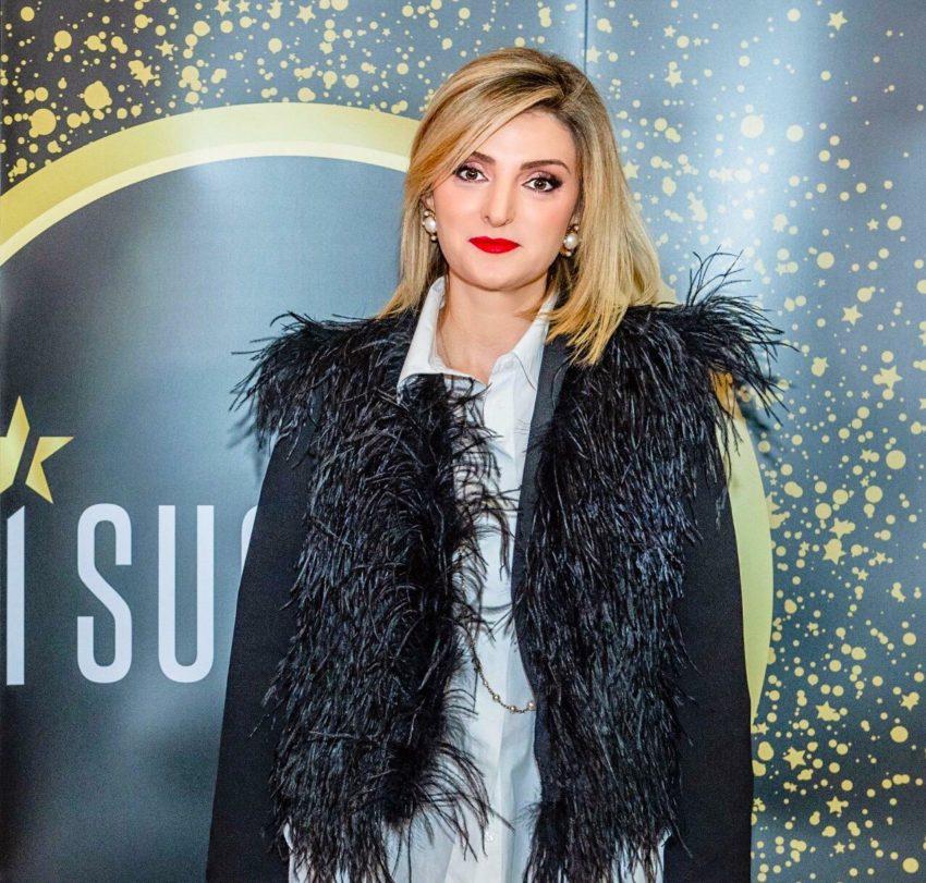 """Dana Caramitru a fost premiată în cadrul galei ,,I Success – Femei de succes"""" 2020"""