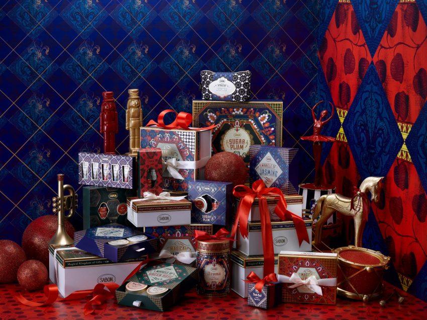 Povestea cadourilor începe cu Sabon!
