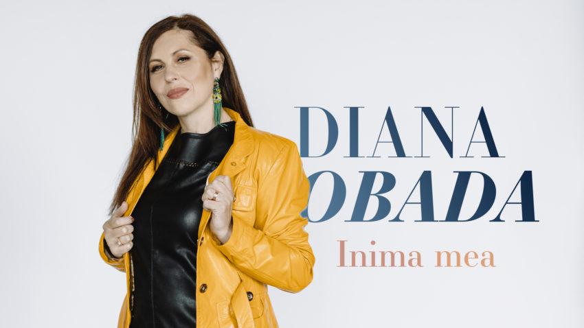 """Diana Obada lansează """"Inima Mea"""""""