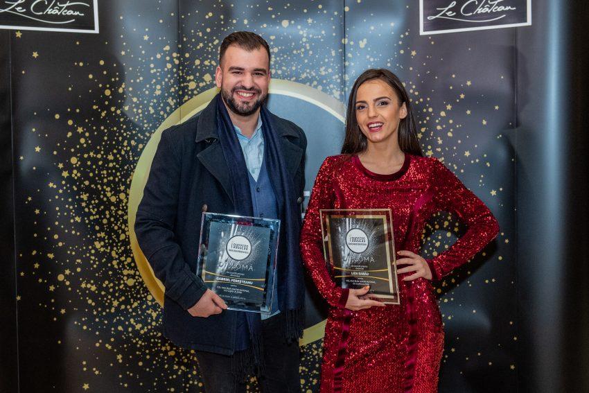 """Gabriel Fereșteanu a fost premiat în cadrul galei ,,I Success – Bărbați de succes"""""""
