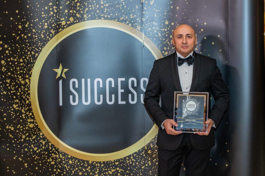 """Marcel Pavel a fost premiat în cadrul galei ,,I Success – Bărbați de succes"""""""