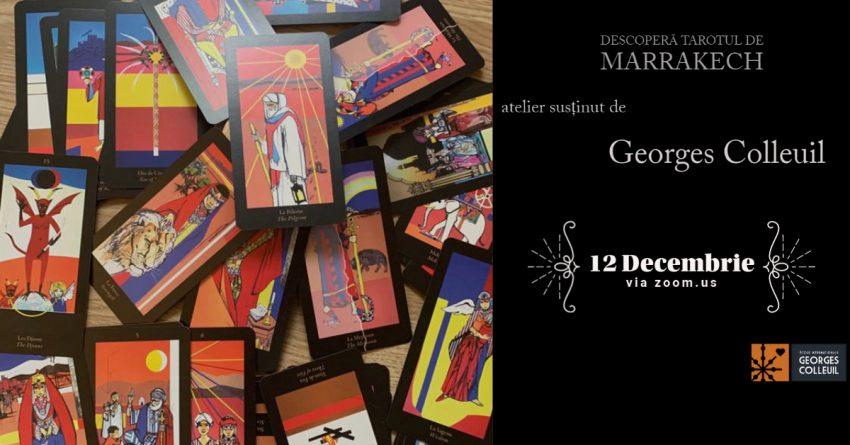Descoperă Tarotul de Marrakech!