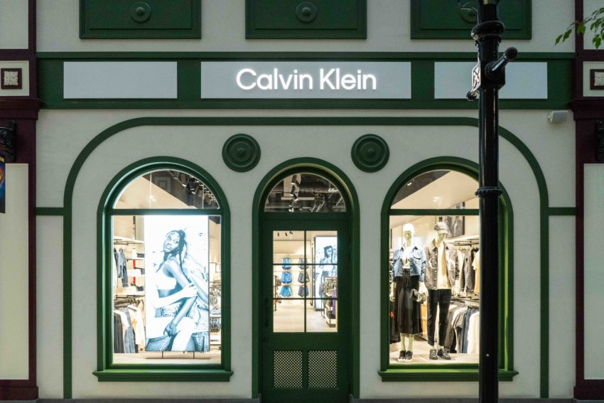 CALVIN KLEIN – noul brand iconic din Fashion House Outlet