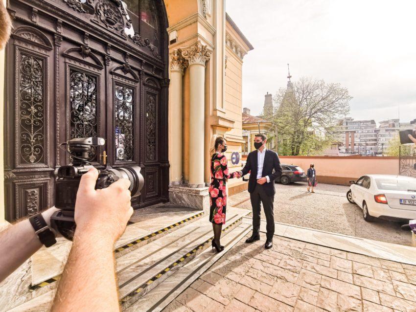 Altețea Sa Regală, Nicolae al României a inaugurat prima Unitate de Transfuzie Sanguină privată din Craiova