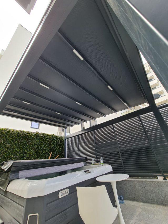 Pergolele bioclimatice, trendul pentru o terasă de vis