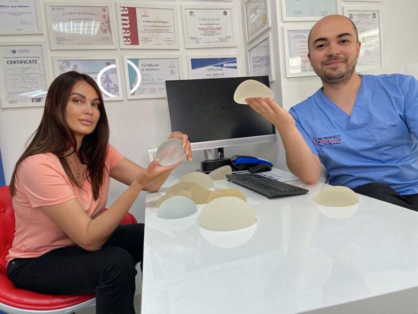 Nicoleta Luciu a găsit elixirul tinereţii fără bătrâneţe la clinica Doctorului Alin Bortolini