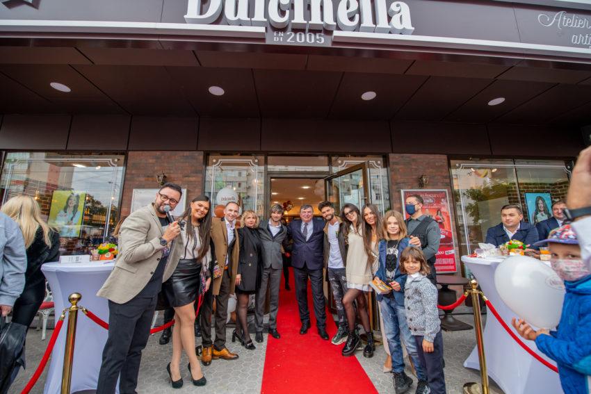 Brand-ul Dulcinella a ajuns la Bucureşti! Descoperă unde se reinventează gustul Delicios!